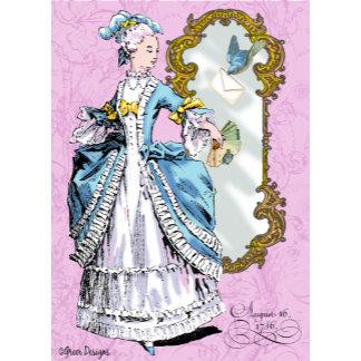 Marie Antoinette & Bluebird