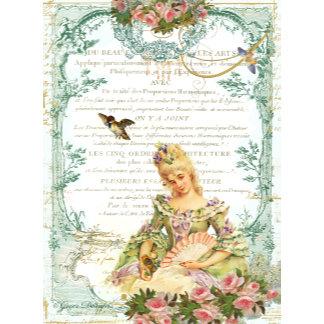 Marie Antoinette and Sparrow