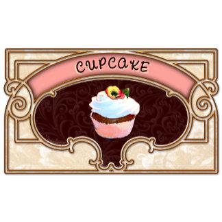 Cupcake Vintage Shop Sign
